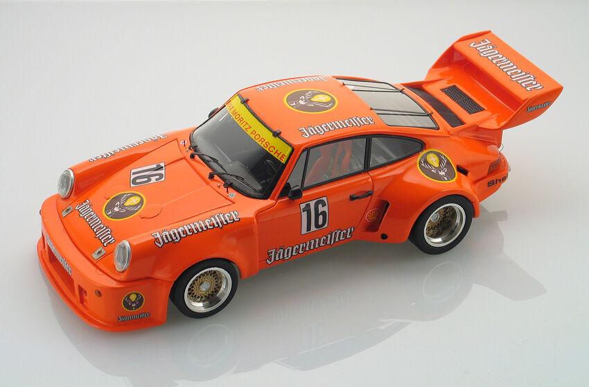 Kit Porsche Carrera RSR Jagermeister Wing 935 Nurburgring 1976 - Arena kit 1 24