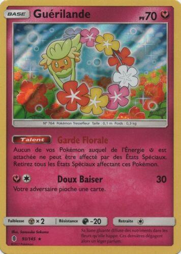 Pokemon SL2-93//145 VF Français Guérilande X1 Holo Rare