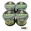 NGT-Camo-Camou-Fishing-Line-Bulk-Spool-10lb-12lb-15lb-or-18lb-Carp-Pike thumbnail 2