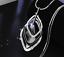 Damen-Halskette-Schmuck-Collier-Anhaenger-Silber-lang-Kette-Mode-Strass-Luxus-M5 Indexbild 6