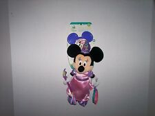 New MINNIE MOUSE Activity Toy DISNEY BABY Stroller Crib PRINCESS Ring Chime