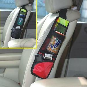 Hotsale Car Seat Tidy Organiser Travel Storage Multi-Pocket Bag Holder Pouch UK