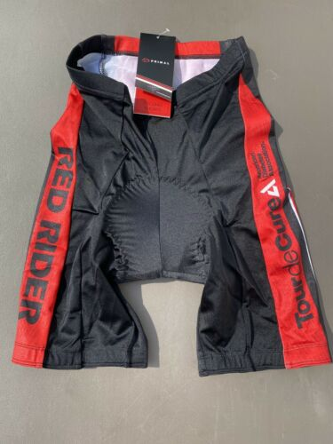 Primal Red Rider Tour Bicycle Cycling Shorts Men/'s Size XL