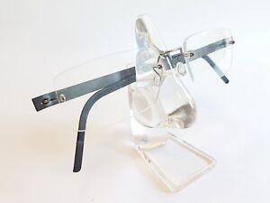 8741ab7fa7 Image is loading Lindberg-Spirit-Titanium-2057-T68-Eyeglasses-Rimless- Glasses-