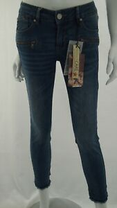 Buena Vista Italy V 7/8 Stretch Denim 2104/J5281-212 Women's Jeans Pants New