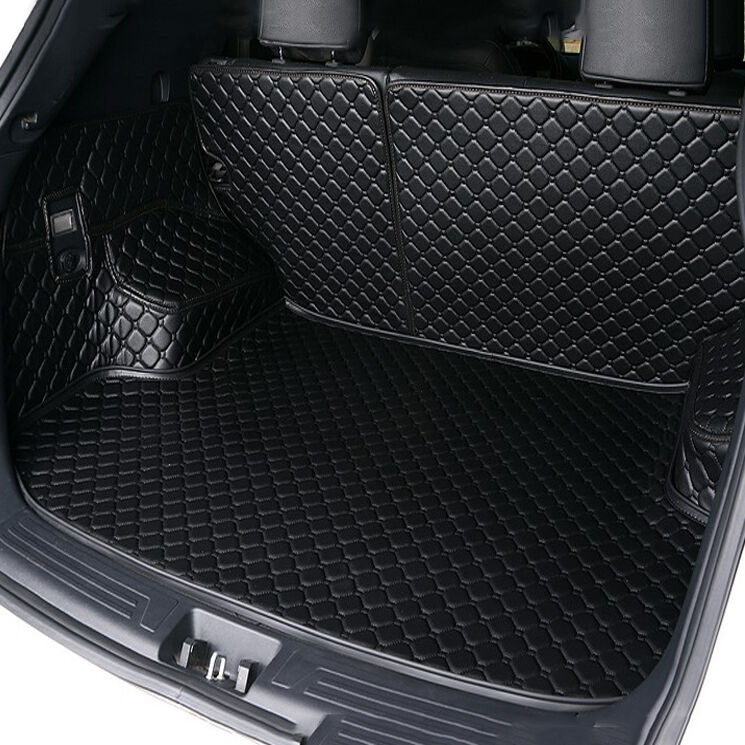 Cargo Tray Trunk Boot Liner Carpet Cover Mat For A5 (2door