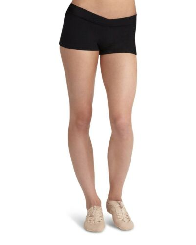 Capezio Womens V-Front Boy Short CC600
