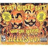 INSANE CLOWN POSSE ICP Hell's Pit, Pt. 1 CD ALBUM + DVD  NEW - NOT SEALED