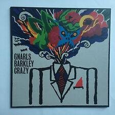 GNARLS BARKLEY - CRAZY * 12 INCH VINYL MINT * FREE P&P UK * ORIG ETCHED PRESSING