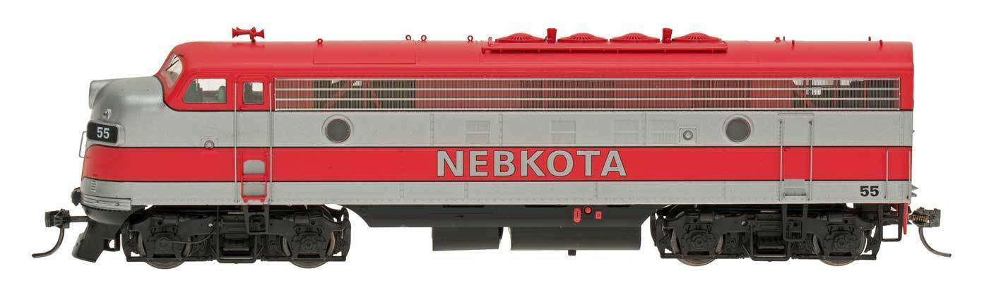 InterMountain HO 49974 S  Nebkota FP7 Locomotive