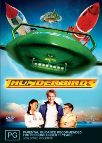 1 of 1 - Thunderbirds (DVD, 2005)
