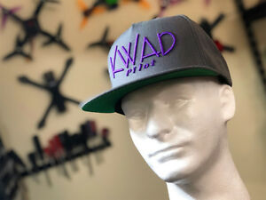 Drone Fighter Pilot Racer Player League Captain Wing ... |Drone Racing Hat