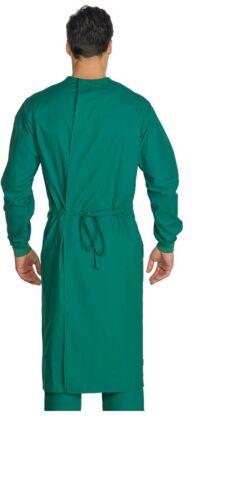 Colori Chirurgo Isacco Sala Medico Operatoria Camice 2 100 cotone Durban QordCBeWx