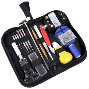 147Pcs-Pro-Watch-Repair-Kit-Case-Opener-Spring-Bar-Tool-Hand-Remover-Tool-Acc