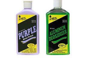 California-Custom-Purple-Metal-Polish-355ml-Aluminum-Deoxidizer-355ml