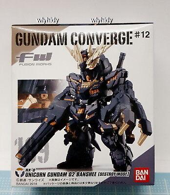 Bandai FW  Gundam Converge #12 No.188 F91 Gundam Mini Figure New