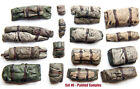 Value Gear 1/35 Universal / Generic Tents & Tarps Set (16pcs) #6 S006