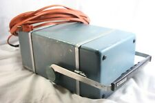 Vintage Working Tektronix Type 422 Oscilloscope With Case And Leads Amp 40ft Cord