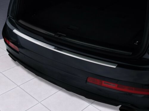 Audi Q7 2007-2009 /& Face Lift 2009-2015 Stainless Steel Rear Bumper Protector