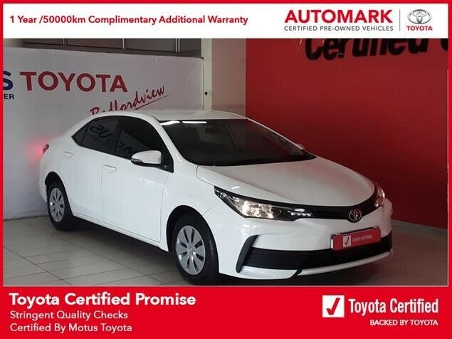 2021 Toyota Corolla Quest MY20.1 1.8 CVT for sale!
