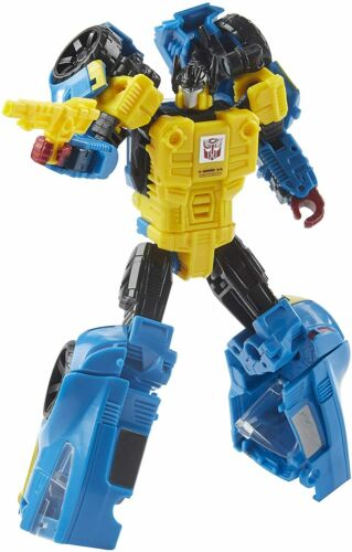TRANSFORMERS WFC GALACTIC ODYSSEY COLLECTION DOMINUS CRIMINAL PURSUIT 2-PACK