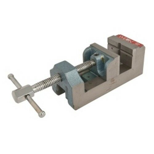 """3/"""" Jaw Width Wilton 12860 Drill Press Vise Continuous Nut"""