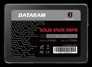 DATARAM-120GB-2-5-034-SATA-6-0-Gbps-2-5-034-SATAIII-SSD-SOLID-STATE-DRIVE