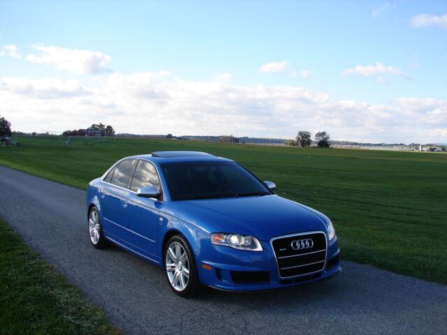 2007 Audi S4 Base Sedan 4-Door
