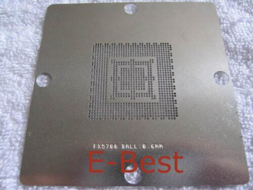 80*80 FX5700 FX GO5700 ULTRA Reball Stencil Template