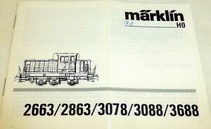 Manuel-marklin-2662-2863-3078-3088-3688-62155-Ya-0789-Ju-A