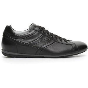 best sneakers 2cd72 46e93 Dettagli su scarpe uomo nero giardini P704795U 100