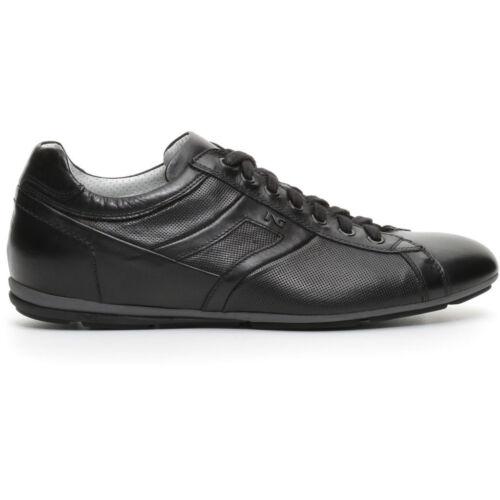 scarpe uomo nero giardini  P704795U 100