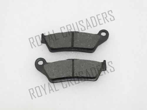 NEW FRONT DISC BRAKE PAD NEW MODELS SUITABLE FOR ROYAL ENFIELD CLASSIC @JR