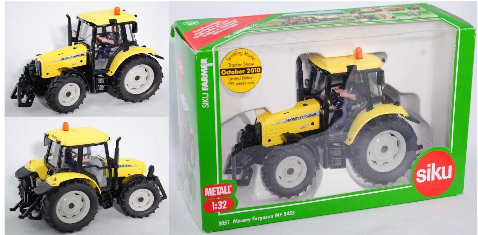 Siku Farmer 3051 00601 Massey Ferguson MF 5460 Dyna - 4 TRATTORE Spalding 1 32