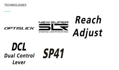 Freno Palancas Derecho /& Mano Shimano Claris ST-R2000 2x8-speed Cambio