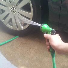 7 Pattern Adjustable Nozzle Car Garden Washing Hose Water Spray Gun Sprinkler