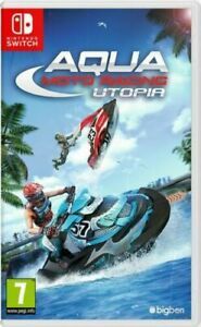 AQUA-MOTO-RACING-UTOPIA-SWITCH-NINTENDO-NUOVO-ITALIANO