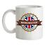 Made-in-Manchester-Mug-Te-Caffe-Citta-Citta-Luogo-Casa miniatura 1