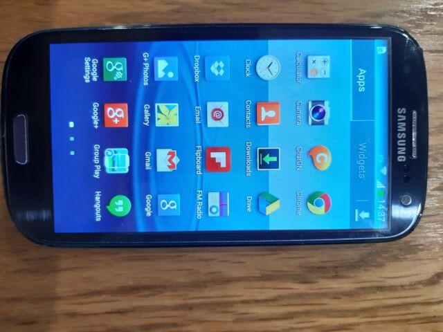 Samsung Galaxy S III and Samsung Galaxy Ace