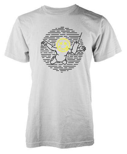 Nirvana Nevermind inspired Adult T-Shirt