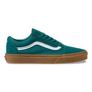 chaussures vans vert