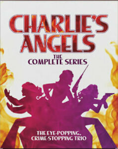Charlie-039-s-Angels-1976-The-Complete-Series-Jaclyn-Smith-20-Disc-DVD-NEW