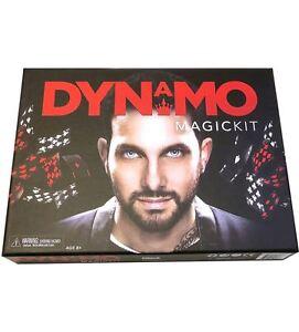 Official-Dynamo-Magician-Magic-Kit-Set-Book-of-Secrets-Impossible-Magic-Tricks