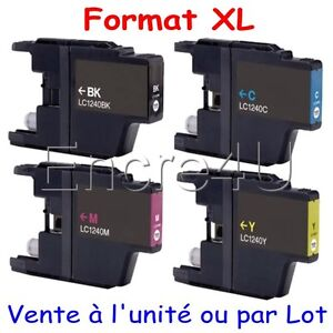 Cartouches-d-039-encre-NON-OEM-LC1220-LC1240-compatible-imprimante-BROTHER-MFC-J430W