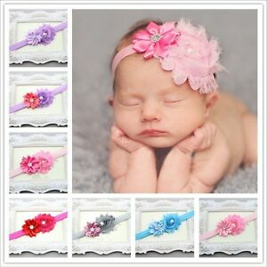Pretty-Cute-Little-Babies-Girls-Flower-Hair-Band-Elastic-Headbands-For-Gifts