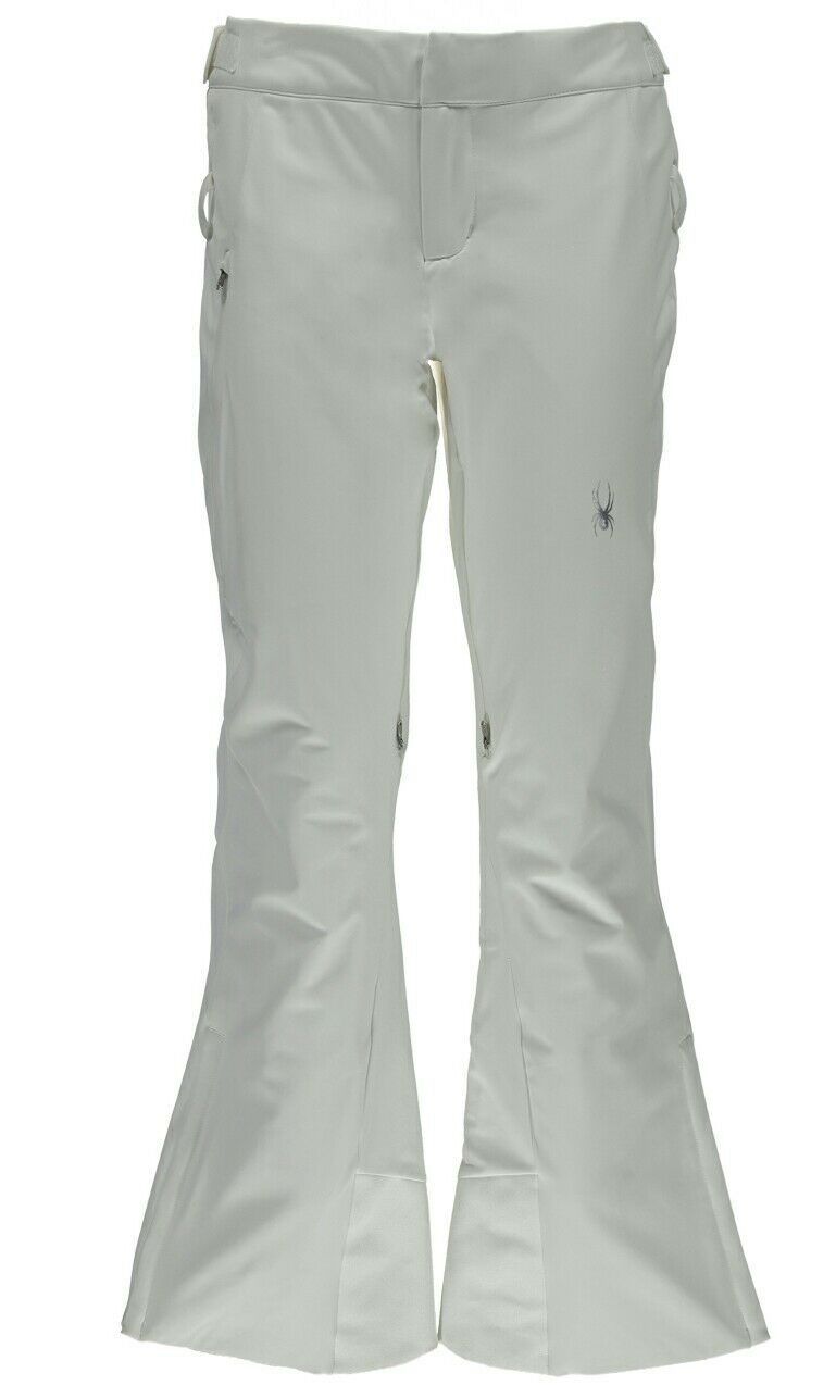 New Spyder Womens Temerity Tailored pants. free shipping size 6r  275.00