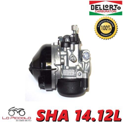 R1515 CARBURATORE DELL/'ORTO SHA 14.12 L PER CICLOMOTORI MINI CROSS MINI QUAD 50C