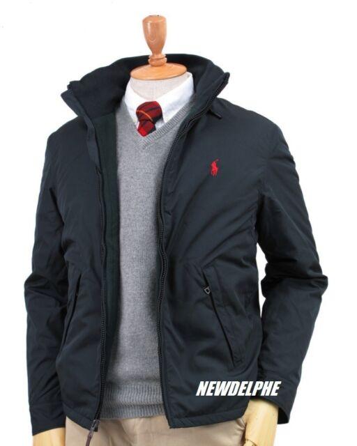c39af996a NWT Polo Ralph Lauren Men's Pony Perry Lined Jacket Coat S M L XL XXL MSRP  $185