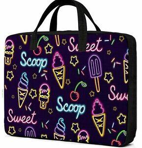 Crazy Corner 15.6-inch Printed Laptop Shoulder Sling Messenger Bag For Unisex