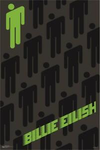 BILLIE-EILISH-BLOHSH-POSTER-24x36-MUSIC-860